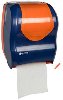 Tear N Dry Electronic Towel Dispenser