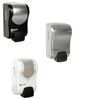 Rely Manual Soap & Sanitizer Dispenser