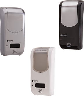 Smart System Towel Dispensers