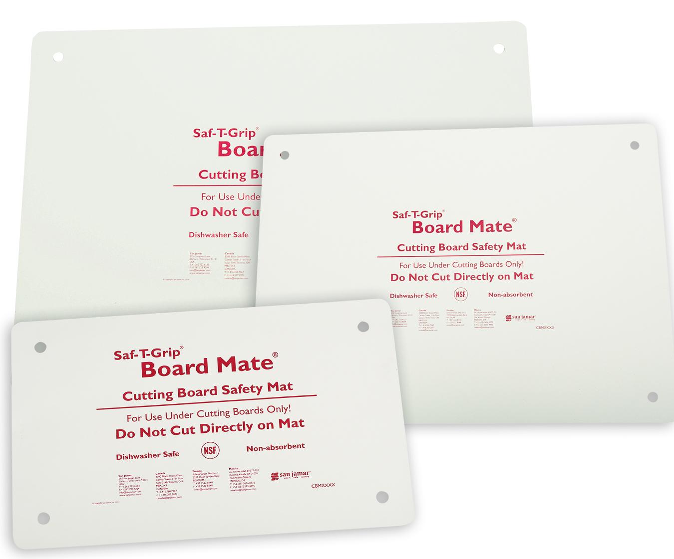 Board Mate Sizes