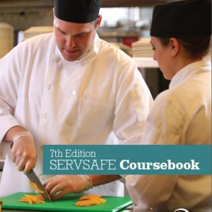 SERVSAFEBOOK 7th Edition