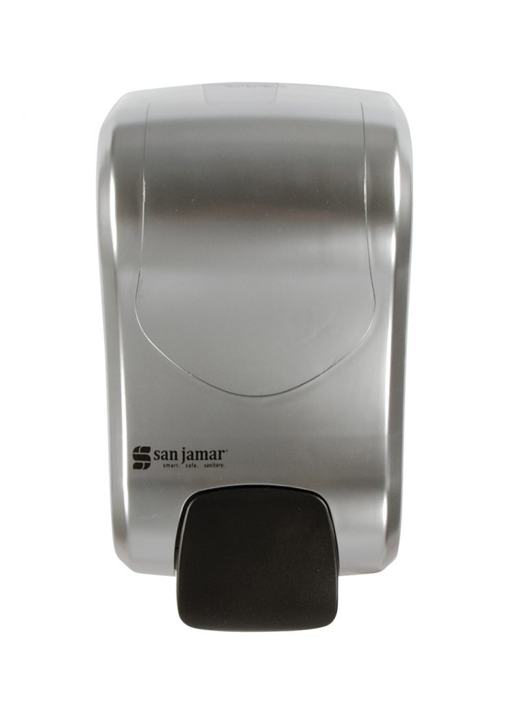 Rely® Manual Soap & Sanitizer Dispenser
