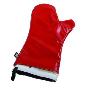 EZ-Kleen Oven Mitt with Liner Out